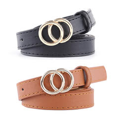 Unique Stylish Attractive Charming Elegant Delicate Leatherette Women's Belts 1 PC