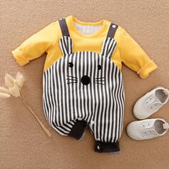 Baby Cartoon Animal Cotton One-piece