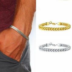 Fashionable Classic Charming Artistic Delicate Titanium Steel With Minimalist Women's Bracelets