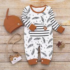 2-pieces Baby Print Cotton Set