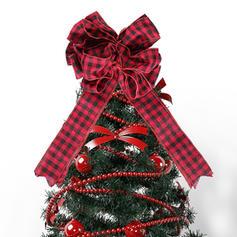 Christmas Merry Christmas Cloth Christmas Tree Topper