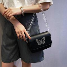 Antiguo/Desplazamientos/Minimalista/De la mariposa Bolso Claqué/Mochila/Bolsas de mano/Bolso de Hombro/Bolso con Asa/Bolso baguette
