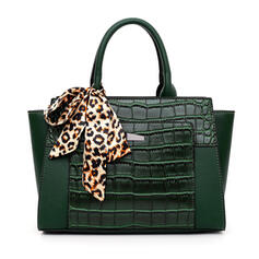 Fashionable/Pretty/Crocodile Embossed Tote Bags/Crossbody Bags