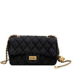 Fashionable/Refined/Solid Color Crossbody Bags