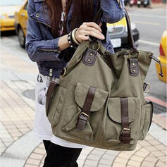 Fashionable/Solid Color/Multi-functional Tote Bags/Crossbody Bags