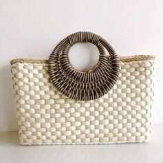 Elegant/Fashionable/Vintga/Bohemian Style/Braided/Simple/Handmade Tote Bags/Beach Bags/Hobo Bags/Storage Bag