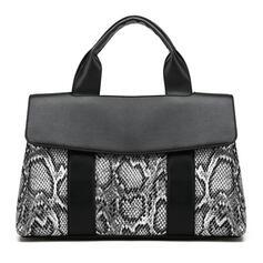 Elegante/De moda/Patrón de cocodrilo/Desplazamientos Mochila/Bolso de Hombro/Bolso con Asa