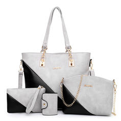 Elegant/Attractive/Splice Color Crossbody Bags/Shoulder Bags/Bag Sets