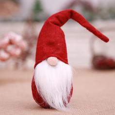 Christmas Gnome Merry Christmas Tabletop Non-Woven Fabric Christmas Ornements Gnome
