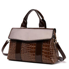 Fashionable/Refined/Alligator Pattern Tote Bags/Crossbody Bags