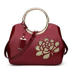 Elegante/De moda/Refinado/Antiguo/Floral Bolsas de mano