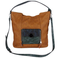 Fashionable/Splice Color Tote Bags/Crossbody Bags