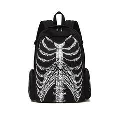 De moda/Atractivo/Halloween/Horripilante/Esqueleto Mochilas