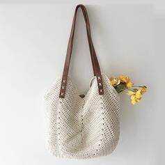 Encanto/Clásica/Ensue/Estilo bohemio/Trenzado Bolsas de mano/Bolsas de playa/Bolsas de Hobo/Bolsa de almacenamiento