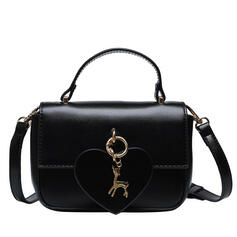 Fashionable/Solid Color Crossbody Bags