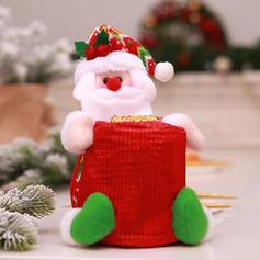 Christmas Merry Christmas Snowman Santa Gift Bag Non-Woven Fabric Apple Bags Candy Bags