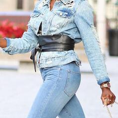 Fashionable Charming PU Women's Belts