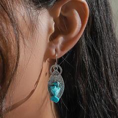 Unique Chic Stylish Alloy Women's Ladies' Girl's Earrings