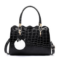 Fashionable/Lichee Pattern Tote Bags/Crossbody Bags