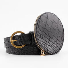 Unique Sexy Stylish Vintage Attractive Charming Elegant Artistic Delicate Leatherette Women's Belts 1 PC