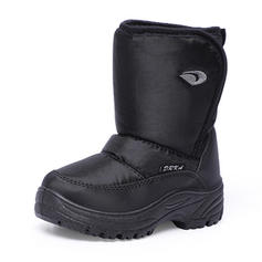 Women's Canvas Wedge Heel Boots Winter Boots With Others shoes