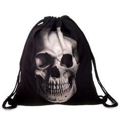 Único/Halloween/Bolsas de dulces/Cráneo Mochilas/Bolsas de playa/Bolsas de cubo/Bolsa de almacenamiento