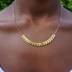Stylish Classic Alloy Women's Necklaces