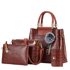 Fashionable/Lichee Pattern Tote Bags/Crossbody Bags/Bag Sets