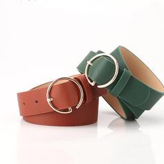Unique Beautiful Fashionable Sexy Stylish Vintage Classic Simple Boho Leatherette Women's Belts 1 PC