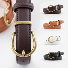 Unique Stylish Attractive Charming Artistic Delicate Leatherette Women's Belts 1 PC