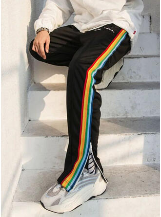 Striped Casual Sporty Lounge Pants