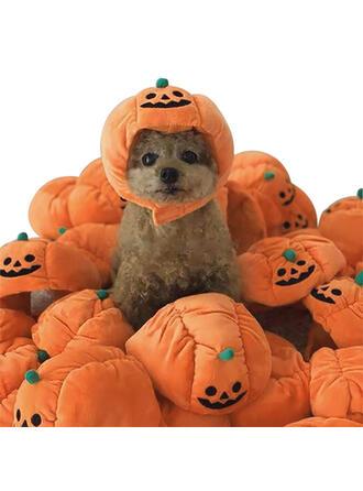 gótico Halloween Calabaza felpa Disfraces para mascotas