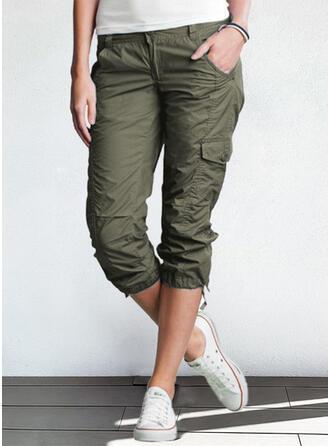 Capris Casual Pants Lounge Pants