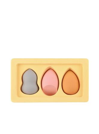3 PCS Simple Clean Classic Makeup Sponge sets