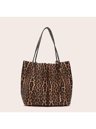 Fashionable/Leopard/Super Convenient Tote Bags