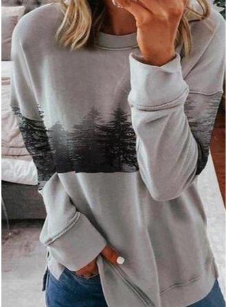 Forest Long Sleeves Sweatshirt