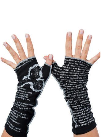 Letter/Print attractive/fashion/Skin-Friendly Gloves