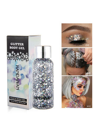 Sequins Glitter Eyeshadow With Box