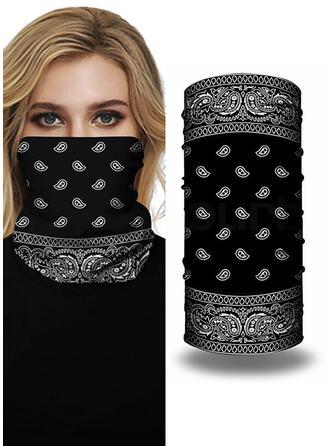 Respirable/Protector/Cobertura completa/Multifuncional/Sin Costura/A prueba de polvo Bandanas
