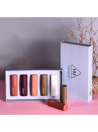 5 PCS Matte Lip Sets With Box