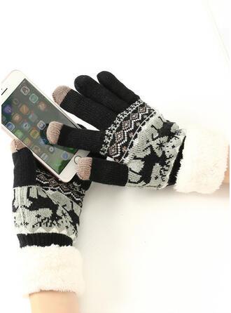 Christmas/Animal Print Protective/Comfortable/Christmas Gloves