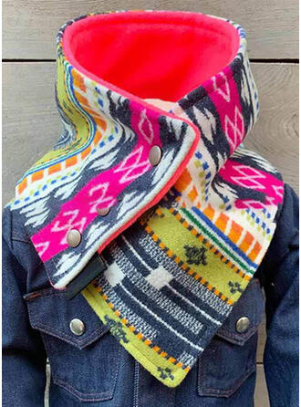 Geometric Print/Colorful Neck/Light Weight/fashion Scarf