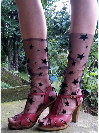 Print Breathable/Women's/Crew Socks Socks