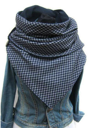 Plaid fashion/Multi-functional Scarf